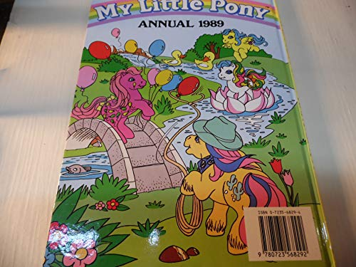9780723568292: My Little Pony Annual 1989