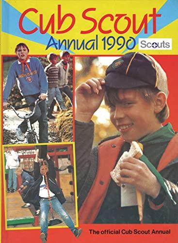 9780723568483: Cub Scout Annual 1990