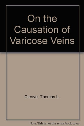 9780723600527: On the Causation of Varicose Veins