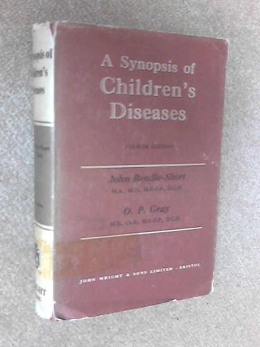 9780723601777: Synopsis of Children's Diseases