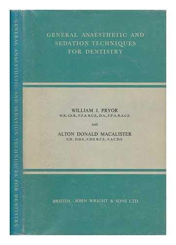 9780723602859: General Anaesthetic and Sedation Techniques for Dentistry