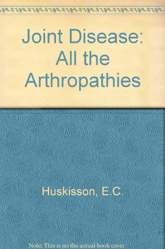 9780723603320: Joint Disease: All the Arthropathies