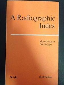 9780723604969: Radiographic Index