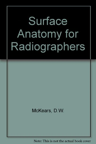 9780723605119: Surface Anatomy for Radiographers