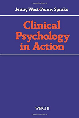9780723607298: Clinical Psychology in Action: A Collection of Case Studies