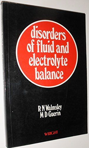 9780723607588: Disorders of Fluid and Electrolyte Balance