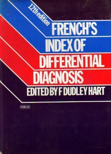 FRENCHS INDEX OF DIFFERENTIAL DIAGNOSIS 13E