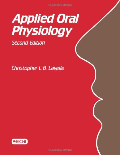 9780723608189: Applied Oral Physiology