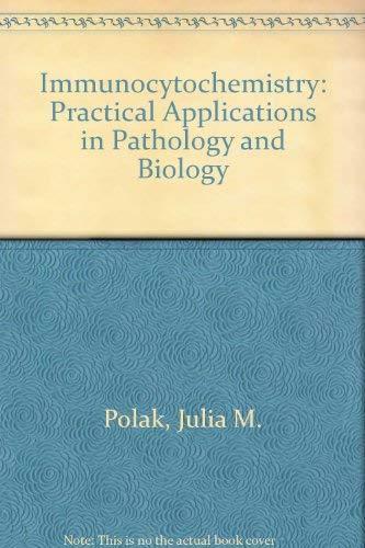 9780723608707: Immunocytochemistry: Modern Methods and Applications
