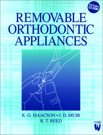 9780723610533: Removable Orthodontic Appliances, 1e