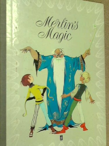 Merlin's Magic (0723806039) by Anne Grahame Johnstone; Janet Grahame Johnstone