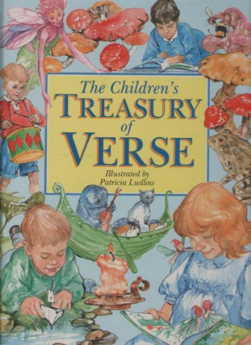 9780723901938: The Children's Treasury of Verse