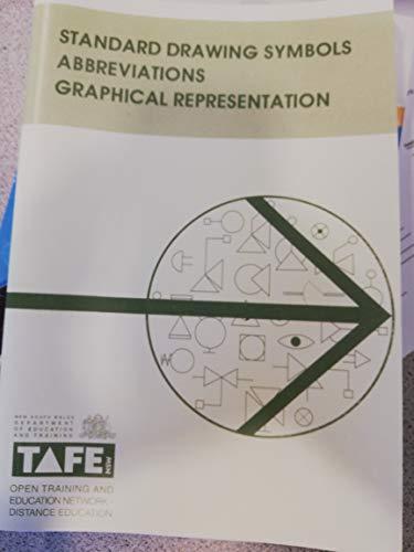 9780724035908: Standard Drawing Symbols, Abbreviations, Graphical Representations