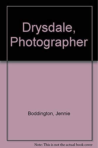 9780724101207: Drysdale, Photographer