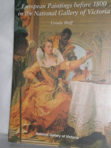 European paintings before 1800 in the National Gallery of Victoria: Ursula Hoff