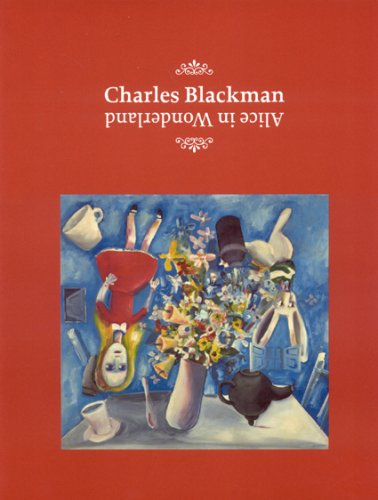 9780724102723: Charles Blackman: Alice in Wonderland