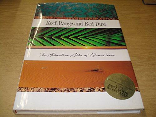 9780724248476: Reef, range, and red dust: The adventure atlas of Queensland
