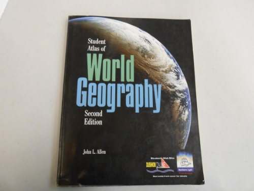9780724254743: Student Atlas of World Geography 2ND Edition