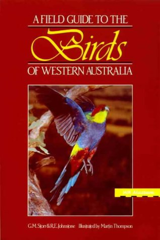 9780724486984: Field Guide to the Birds of Western Australia