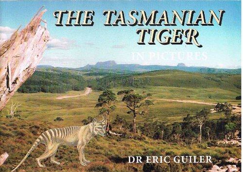 9780724622092: The Tasmanian tiger in pictures