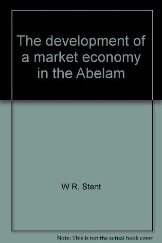 The Development of a Market Economy in the Abelam: Institute of Applied Social and Economic ...