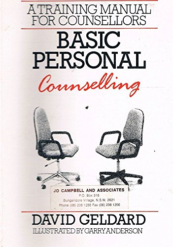 9780724800940: Basic Personal Counselling Geldard