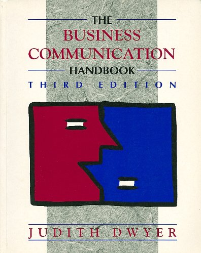 9780724800964: The Business Communication Handbook