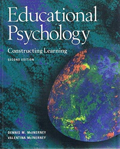 9780724803996: Educational Psychology