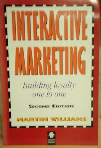 9780724806331: Interactive Marketing Edition