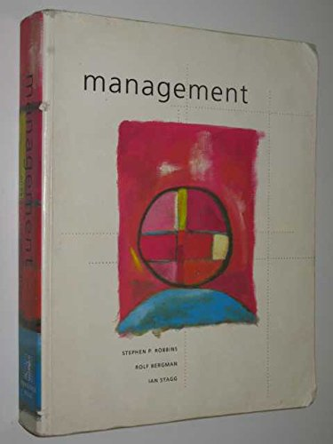 9780724808786: Management Australia & New Zealand