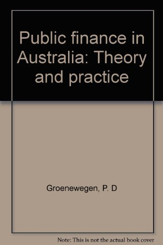 9780724810130: Public finance in Australia: Theory and practice