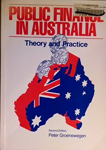 9780724810147: Public Finance in Australia: Theory and Practice