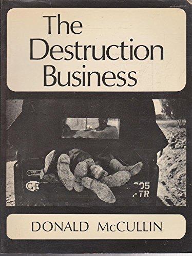 9780725101251: The Destruction Business