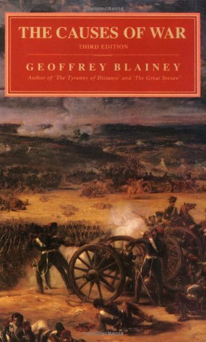 9780725105501: The Causes of War (Third Edition)