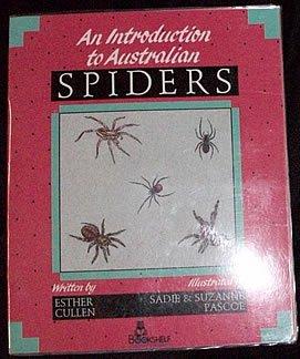9780725308094: An Introduction to Australian Spiders (Bookshelf)