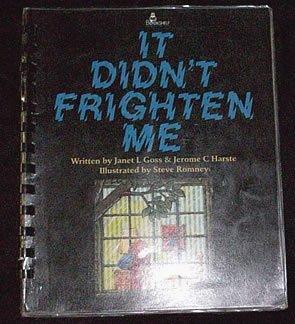 9780725308179: It Didn't Frighten Me