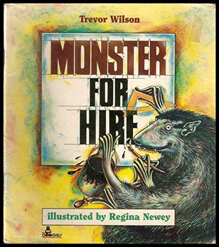 Monster for Hire: Wilson, Trevor