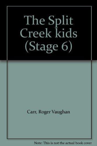 9780725310639: The Split Creek kids (Stage 6)