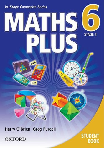 The New Maths Plus: O'Brien, Harry, Purcell, Greg