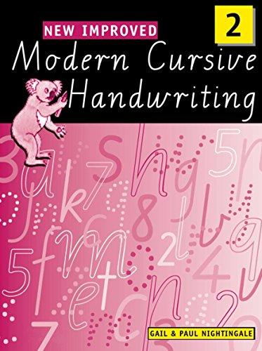 New Improved Modern Cursive Handwriting Victoria Year 2 (Paperback): Paul Nightingale