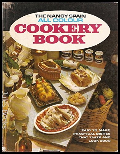 9780725401092: The Nancy Spain All Colour Cookery Book