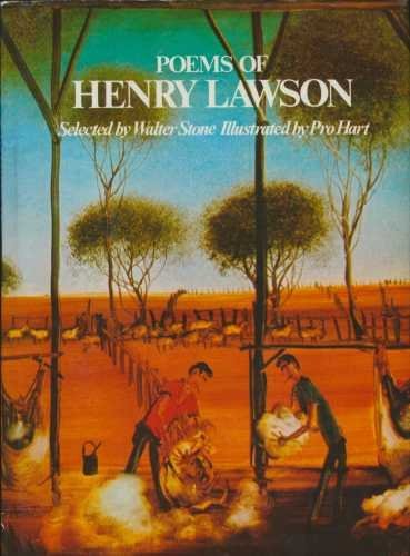 9780725401368: Poems of Henry Lawson;