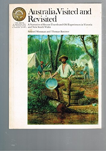 9780725401818: Australia, visited and revisited: a narrative of recent travels and old experiences in Victoria and New South Wales