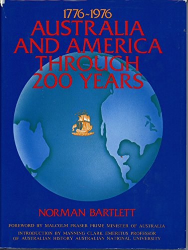 9780725403539: 1776-1976: Australia and America through 200 years