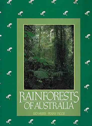 Rainforests of Australia: Figgis, Penny (ed)