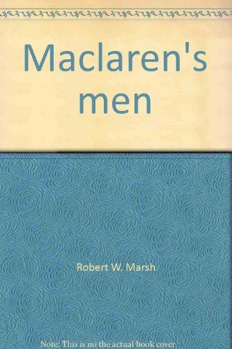 9780725507077: Maclaren's men