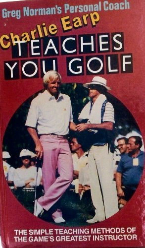 9780725521165: Charlie Earp Teaches You Golf