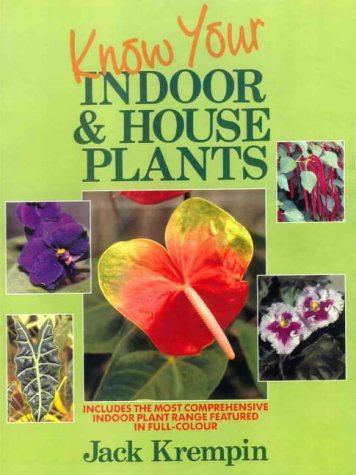 9780725522193: Know Your Indoor & House Plants
