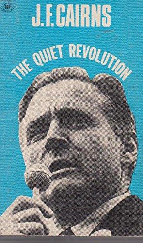 The quiet revolution,: Cairns, Jim