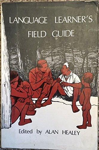 Language learner's field guide
